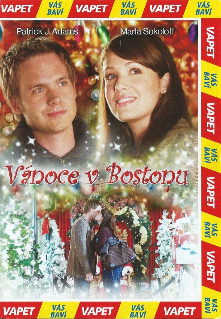 DVD Vánoce v Bostonu