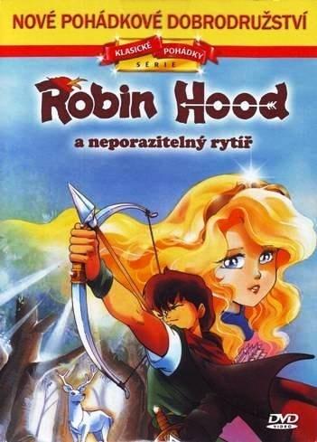 DVD Robin Hood a neporazitelný rytíř