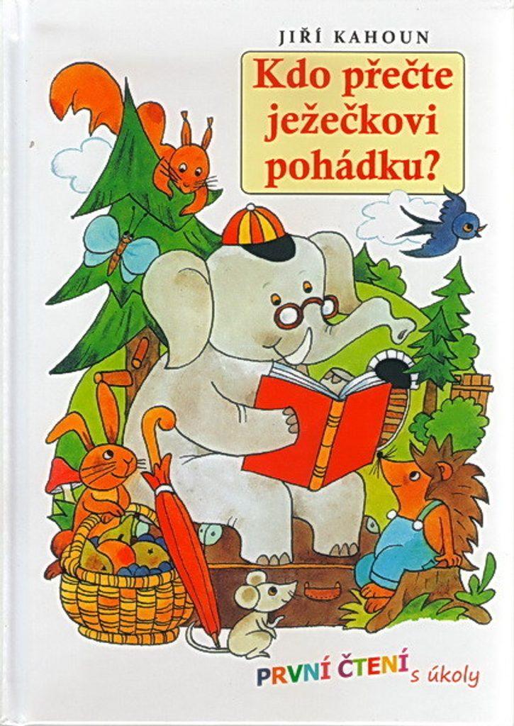 Kdo přečte ježečkovi pohádku?