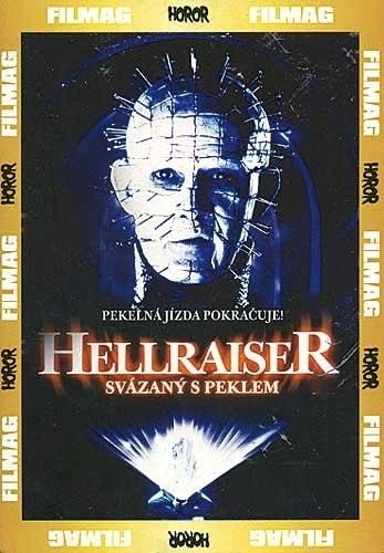 DVD Hellraiser: Svázaný s peklem
