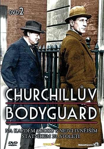 DVD Churchillův bodyguard 2