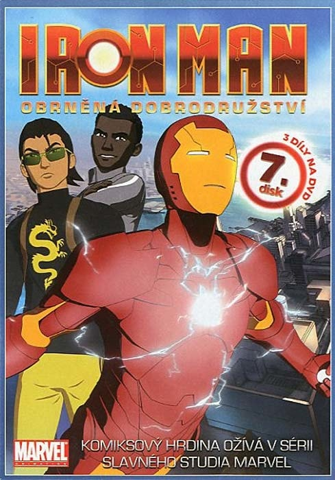 DVD Iron Man 7