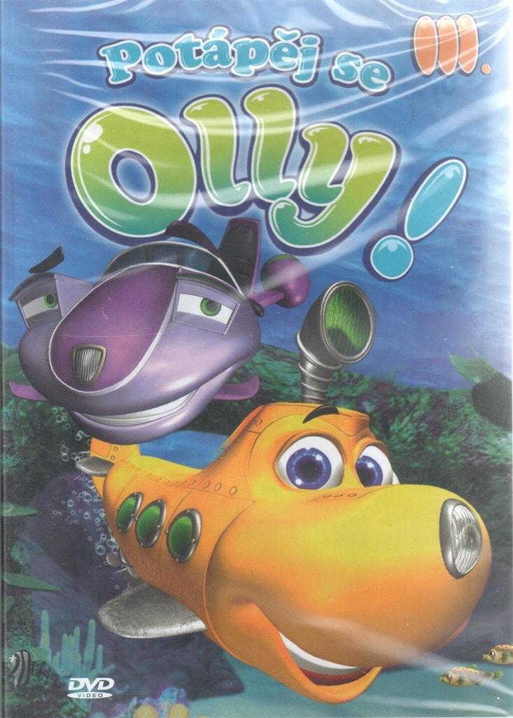 DVD Potápěj se, Olly! 3
