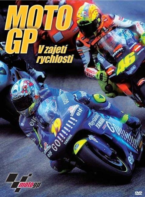 DVD Moto GP: V zajetí rychlosti