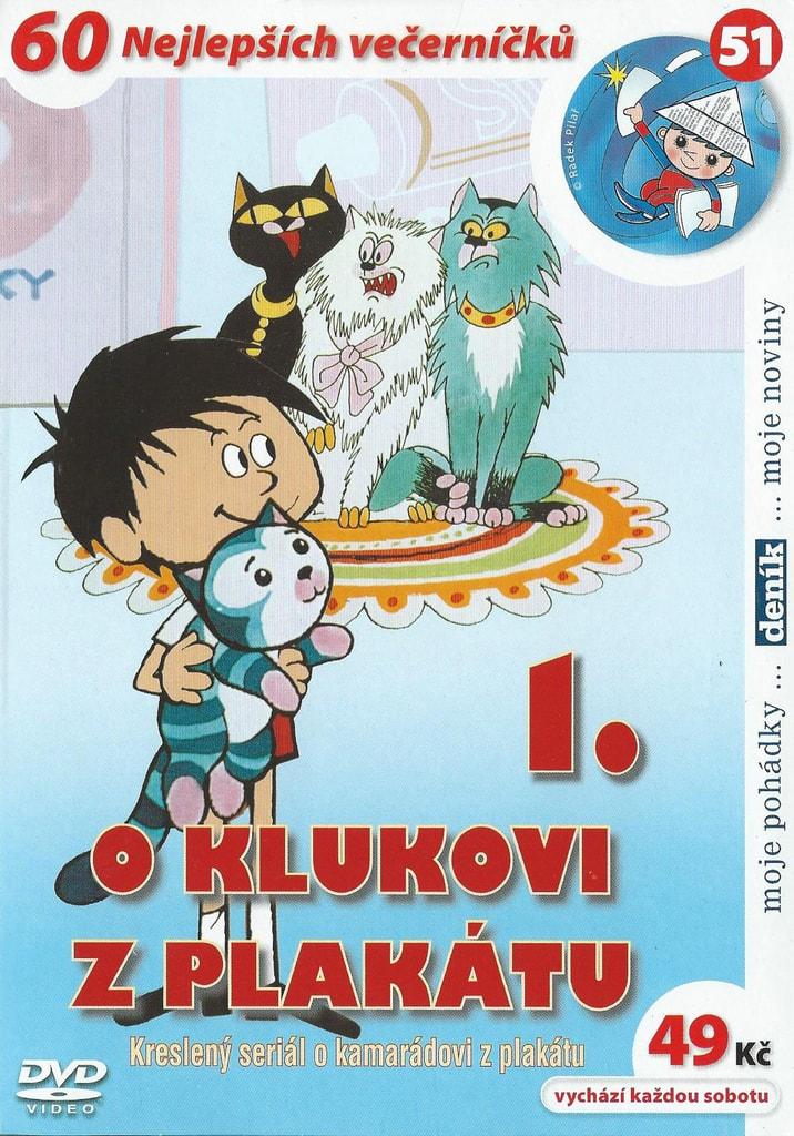 DVD O klukovi z plakátu 1