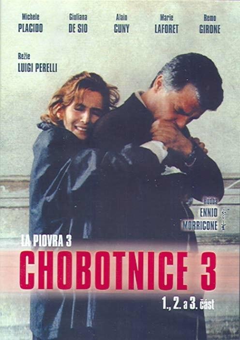 DVD Chobotnice 3 - 1., 2. a 3. část