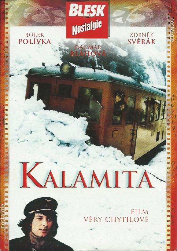 DVD Kalamita