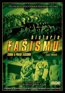 DVD Historie fašismu II (Slim box)