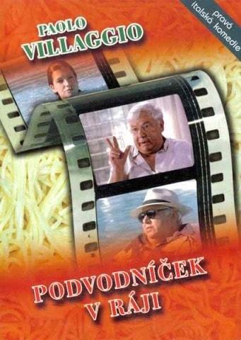 DVD Podvodníček v ráji