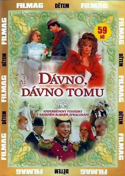 DVD Dávno, dávno tomu (Slim box)