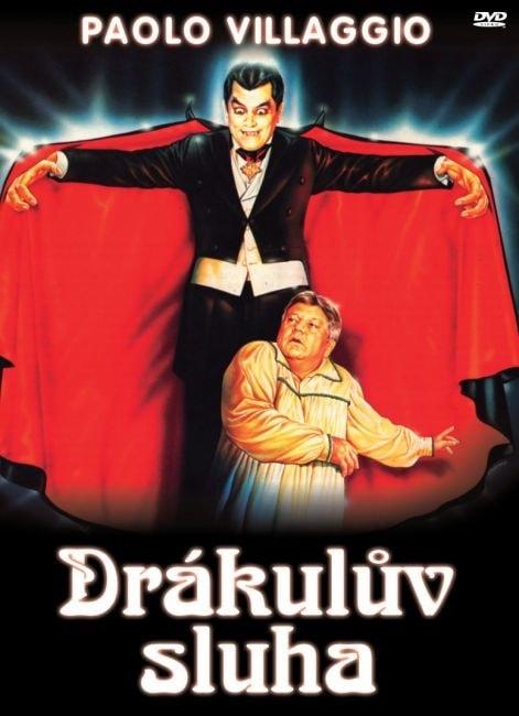 DVD Drákulův sluha