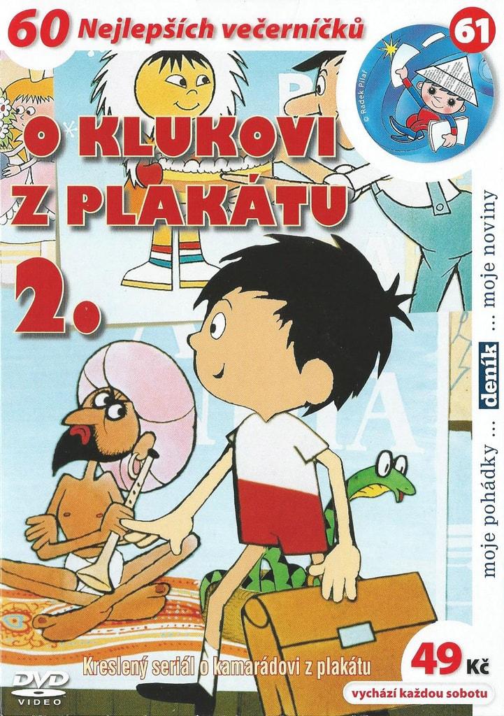 DVD O klukovi z plakátu 2