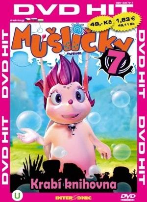 DVD Mušličky 7