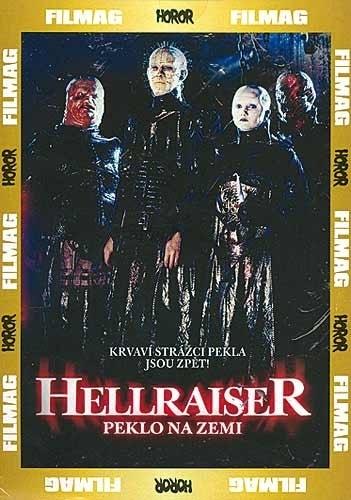 DVD Hellraiser: Peklo na Zemi