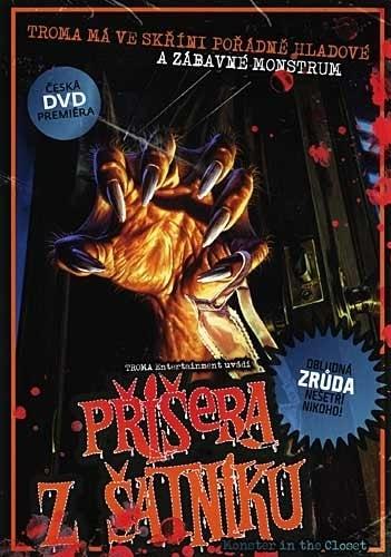 DVD Příšera z šatníku