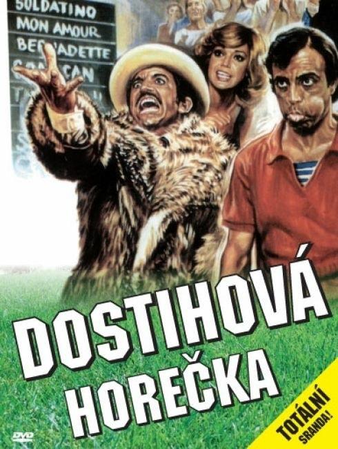 DVD Dostihová horečka