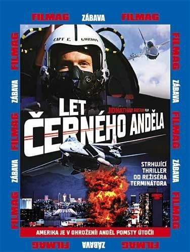 DVD Let černého anděla