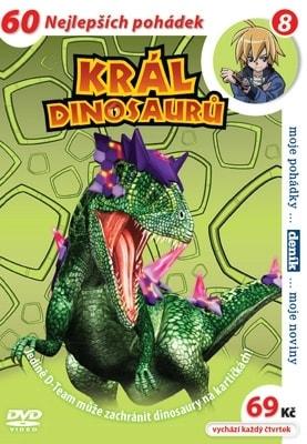 DVD Král dinosaurů 08