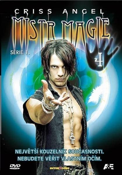 DVD Criss Angel Mistr magie série 1 4