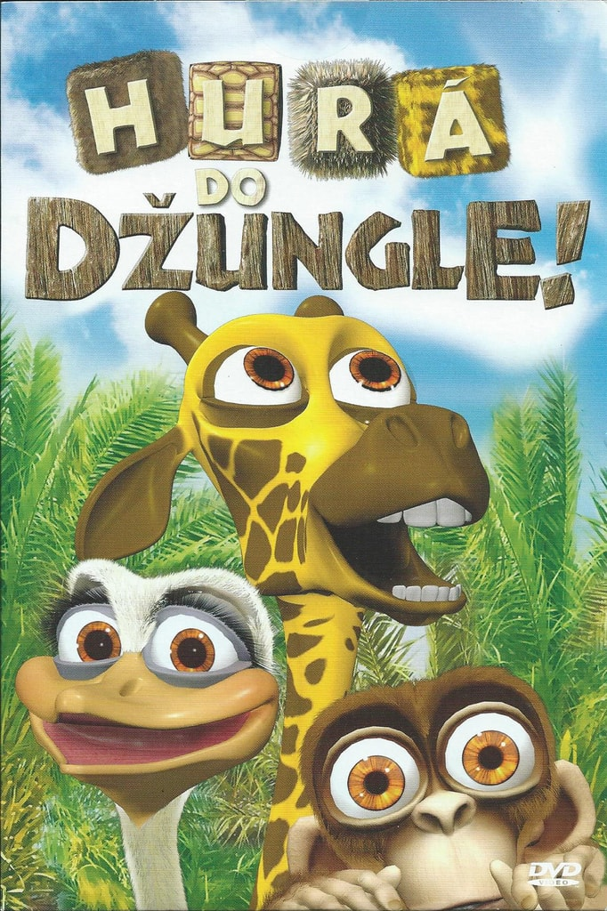 DVD Hurá do džungle!