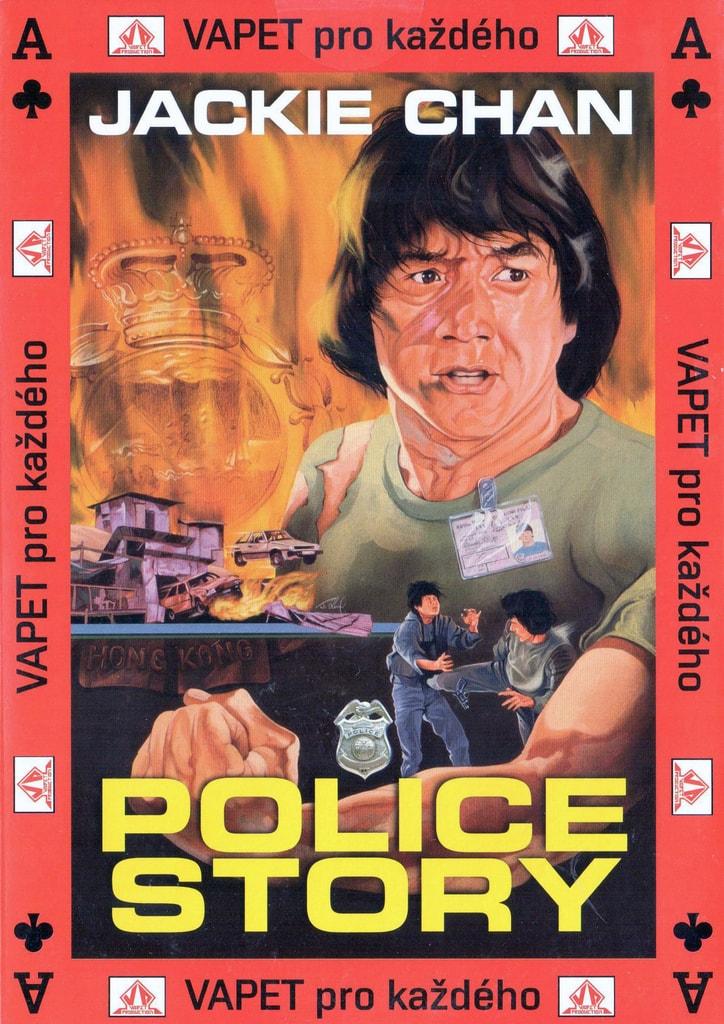 DVD Police Story