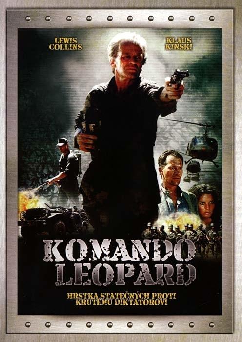 DVD Komando Leopard (Slim box)
