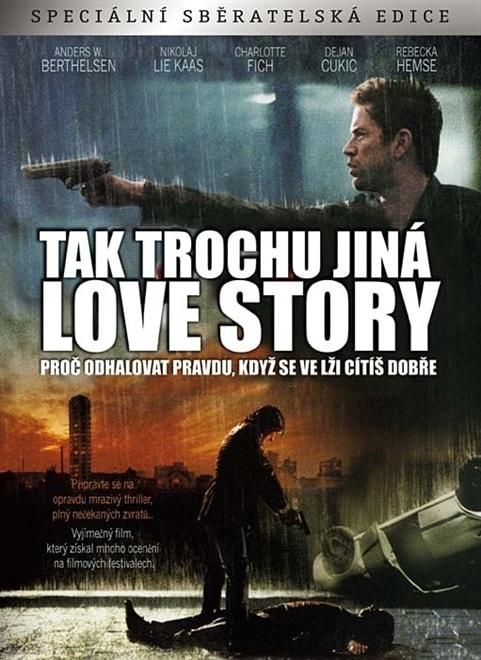DVD Tak trochu jiná love story (Digipack)