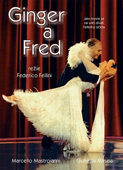DVD Ginger a Fred