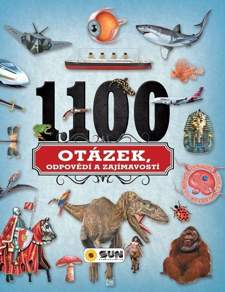 1100 otázek, odpovědí a zajímavostí