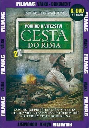 DVD Pochod k vítězství - Cesta do Říma 6