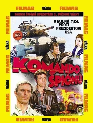DVD Komando špionů
