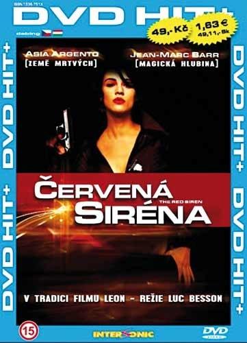 DVD Červená siréna