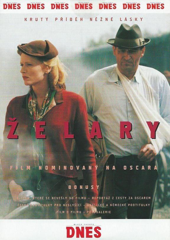 DVD Želary