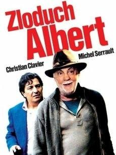 DVD Zloduch Albert