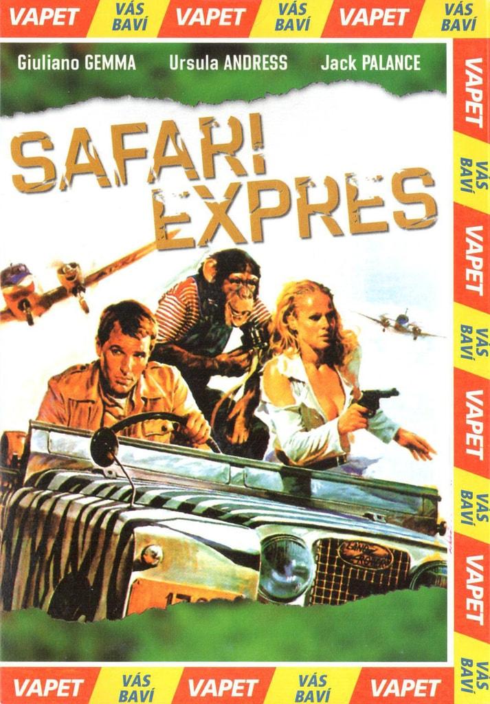 DVD Safari expres