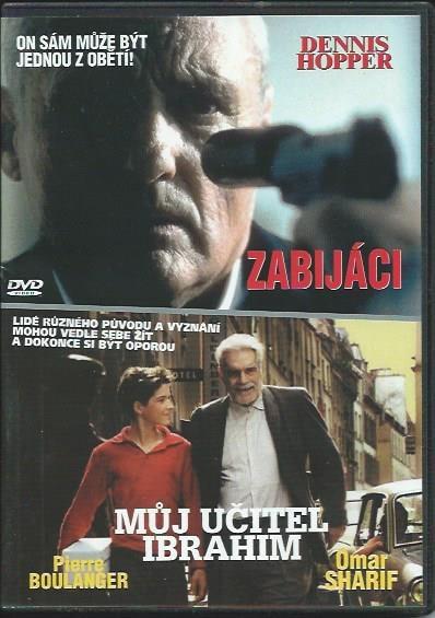 DVD Zabijáci / Můj učitel Ibrahim
