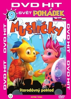 DVD Mušličky 9