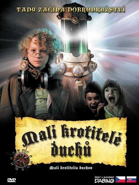 DVD Malí krotitelé duchů