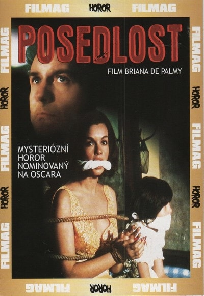 DVD Posedlost