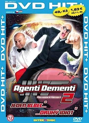 DVD Agenti dementi 2