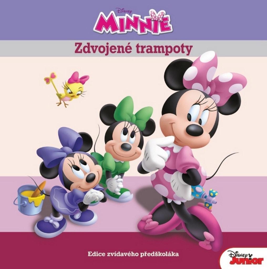 Minnie - Zdvojené trampoty - Edice zvídavého předškoláka