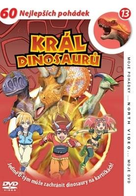 DVD Král dinosaurů 13