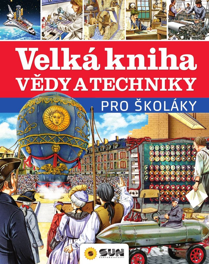 Velká kniha vědy a techniky