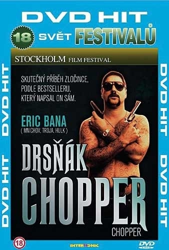 DVD Drsňák Chopper