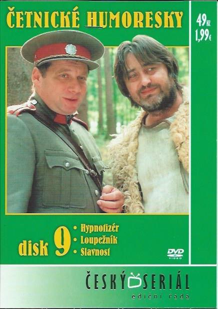 DVD Četnické humoresky 9
