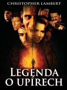 DVD Legenda o upírech