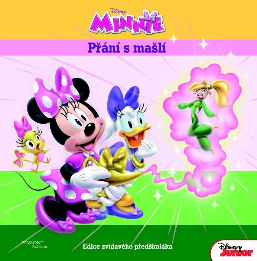Minnie - Přání s mašlí - Edice zvídavého předškoláka