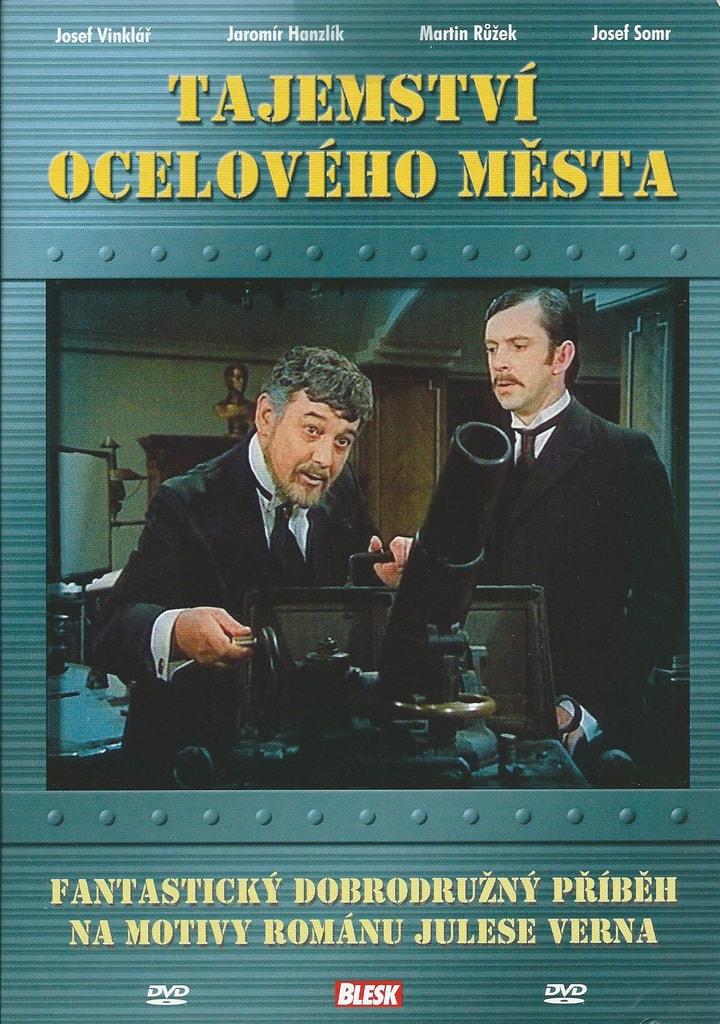 DVD Tajemství ocelového města