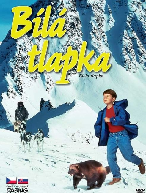 DVD Bílá tlapka