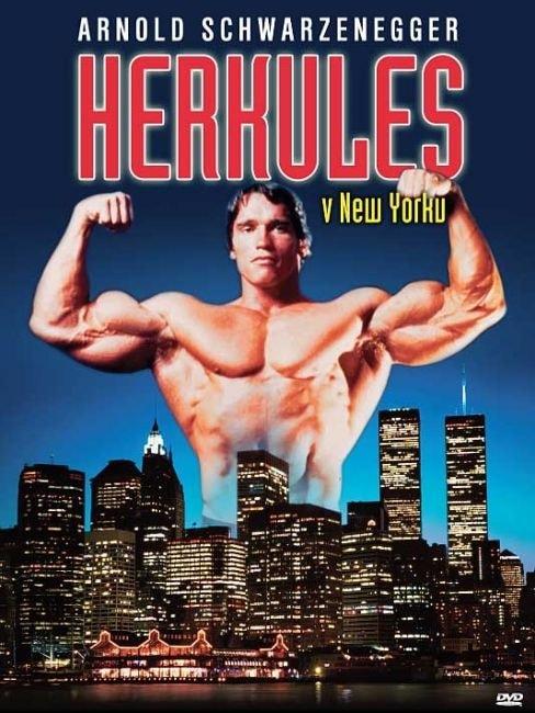 DVD Herkules v New Yorku